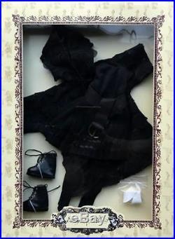 16 TonnerEllowyne WildeBack To Black OutfitLE 500No DollNIBNRFB