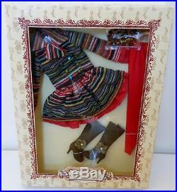 16 TonnerEllowyne WildeWarm Woolen Stripes OutfitLE 200NIBNRFBRare