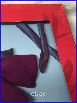 16 Tonner Outfit Antoinette Prim Elegant Purple Dress & Shoes Mint NRFB #T