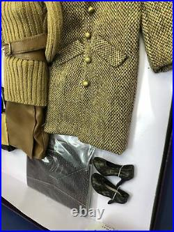16 Tonner Tyler Wentworth City Tweed Brown Sweater & Coat Outfit Mint NRFB #T