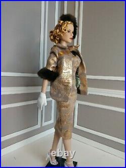 17 Deeanna Denton Gold Brocade Outfit