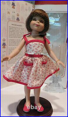 1996 Tonner 12 Betsy McCall Doll Near Minty in Box with Extra Outfits # BET001