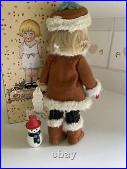 2000 Tonner, Mary Engelbreit 10 Ann Estelle Outfit Warm & Fuzzy o/f withdoll