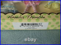 2011 Wilde Imagination AMELIA THIMBLE Doll Outfits A SWEET NOTION Gift Set NRFB