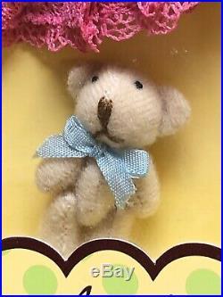 4 Tonner Wilde Amelia Thimble Warm & Cuddly Teddy BJD Doll Outfit Robe NRFB