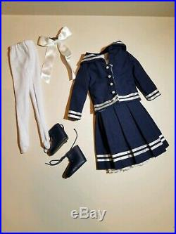 ALICE IN WONDERLAND BOATING PARTY Tonner outfit only RARE Marley Agnes Dreary