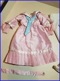 ALICE IN WONDERLAND VICTORIAN STRIPES Tonner outfit RARE Marley Agnes Dreary