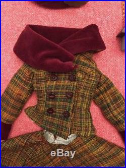 ALL THE LEAVES ARE BROWN2006 ELLOWYNE WILDE16 Fashion Doll OUTFIT ONLY LE