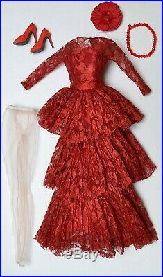 AMERICAN BEAUTY 16 OUTFIT & CAPE ONLY Annora Monet Tonner fits RTB-101 Body