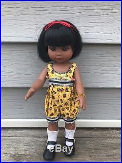 ANN EngelBreit GEORGIA DOLL, TONNER, 10 MARY ENGELBREIT NEW Cherry Outfit