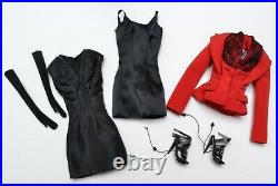 AVANT GUARD Integrity 16 OUTFIT PIECES Fashion Royalty Jason Wu Avant Garde