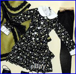 A Bit Foggy outfit only 16 Ellowyne Wilde Imagination Tonner MIB Amber Lizette