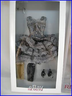 Basic 13 Revlon Tonner Doll Outfits Silver Shimmer Midas Touch Velvet Dazzle