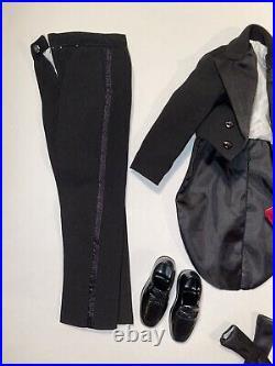 BRENDA STARR, EFFANBEEMYSTERY MAN, BASIL ST. JOHN Outfit only