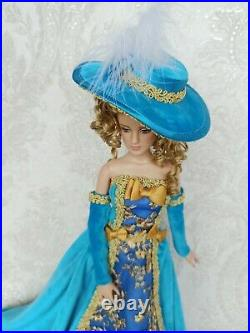 Berlicy Dress Outfit for dolls 16 Tonner Tyler, Antoinette, Cami. Sybarite