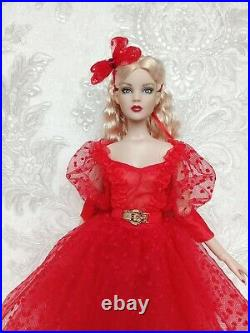 Berlicy Dress and jewelry Outfit for dolls 16 Tonner Antoinette body