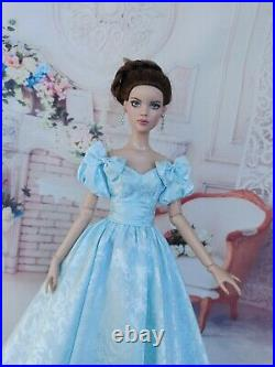 Berlicy NEW DRESS Outfit for dolls 16 TONNER Antoinette body/ Cami Jon