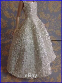 Bestty Doll Gown Outfit Dress Tonner ellowyne 16 dolls. OOAK