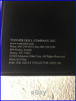 Collectibles Robert Tonner 2003 Chicago Movie Assorted Dolls & Outfits Lot Of 7