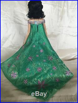 DISNEY LIMITED EDITION Doll Frozen Fever Elsa 17 Outfit ONLY- fits 16 Tonner