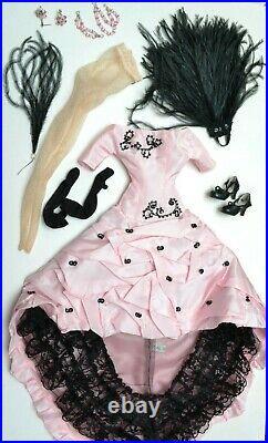 D. A. E. Evening Pink 16 OUTFIT fit most 16 dolls Vivian Miniquin DAE ORIGINAL