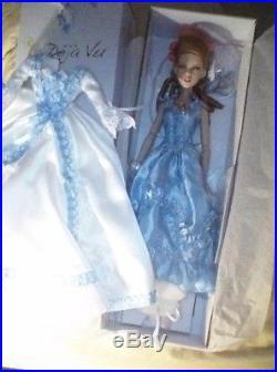 Deja Vu Anne De Leger Dame de Loisirs Tonner doll MIB + extra OOAK outfit/dress