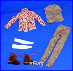 Diggin Deeper Rufus outfit only Tonner 17 Matt Andy Wilde Convention Ltd 100