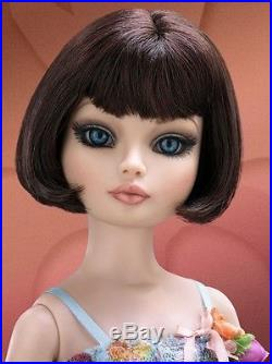 Ellowyne Wilde Wigged Out, Too Outfit Shoes & 2 Wigs Only No Doll Tonner