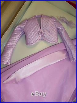 Effanbee Brenda Starr Lilac Luxuries Outfit MIB, Fits Tyler & Brenda Starr