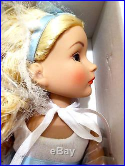 Effanbee GOLDILOCKS-PRISTINE IN SHIPPER-FRESH NEVER REMOVED-BJD +EXTRA OUTFIT