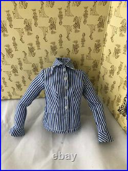 Ellowyne Wilde Adrift partial OUTFIT Tonner Wilde Imagination jacket fashion