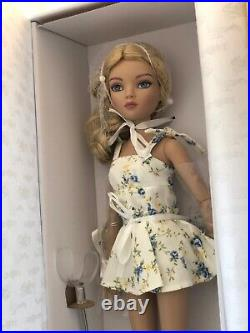 Ellowyne Wilde Baby Doll Basic Blonde FULL DOLL & OUTFIT NRFB Tonner WI VDC