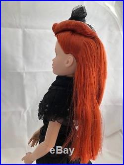 Ellowyne Wilde Nevermore Doll & Outfit (no box) Tonner Wilde Imagination