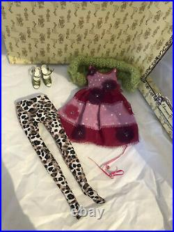 Ellowyne Wilde Prudence Miss Match FULL USED OUTFIT Tonner doll fashion pru