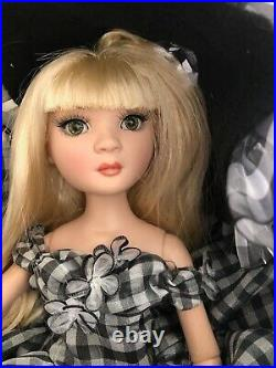 Ellowyne Wilde Satin Sheen Prudence DOLL + Ms D outfit, Tonner Wilde Imagination