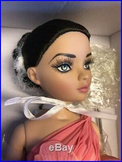 Ellowyne Wilde Secret Garden Rose COMPLETE DOLL + OUTFIT + stand Tonner doll