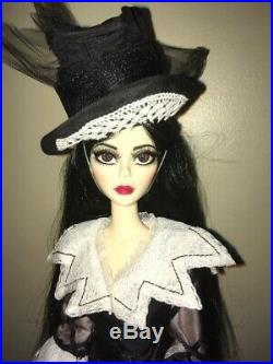 Eternal Evangeline Ghastly doll lot outfits stand hats Wilde Imagination Tonner