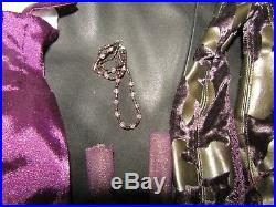 Evangeline Ghastly Gothic Romance Outfit rare and complete