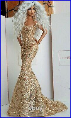 Fashion Royalty, dress, outfit 16 doll, FR outfit, Tonner, FR 16, 16 inch doll