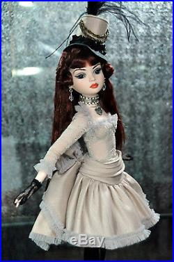 Feeling Drained 3 Ellowyne Doll in rare Letting Off Steam outfit