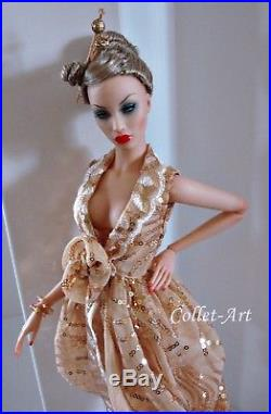 Gen X Vinyl 16 Sybarite Dalston Doll + Ooak Outfit 4 Wigs Orig Box Stand Euc