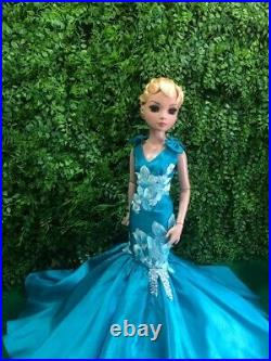 Gown Outfit Dress doll for 16 Poppy Parker Tyler Tonner Ellowyne