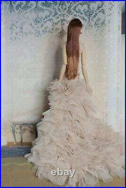 Gown Outfit doll for 16 Poppy Parker Tyler Tonner Ellowyne Sybarites deva