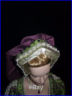 Historical Outfit Ooak Handmade For 16 Tonner Doll Renaissance Gown