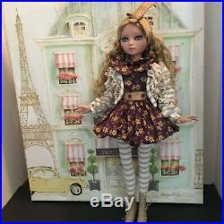 Htf 2006 Tonner Ellowyne Wilde Imagination 16 Doll & Outfit Undergarments