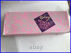 Magic Attic Club Doll Megan Yellow Outfit In Original Pink Box Vintage