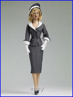 Marilyn Monroe 16 Doll Roberta Moves In Outfit Only 2012 Tonner