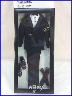 Matt O'neil Doll Tonner Outfit Classic Tuxedo Mip 2004 Rare
