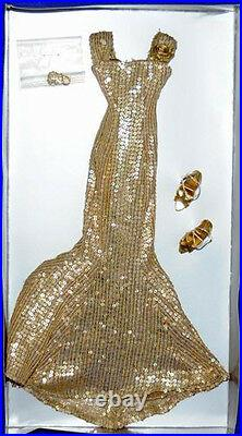 Midas Touch Outfit Revlon 13 Tonner 2012 MIP Fits 13 DC dolls Agatha Primrose