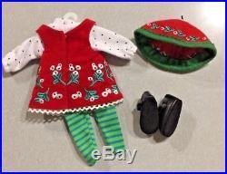 Miss Mistletoe Very Breit Christmas OUTFIT Tonner Engelbreit 10 Ann Estelle